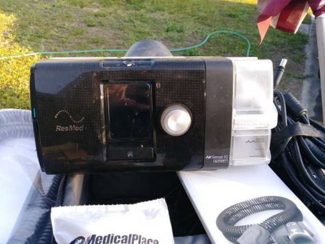 ResMed Airsense 10 CPAP Machine in Pinellas Park, Pinellas